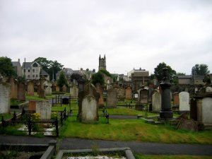 Holywood Priory Cemetery