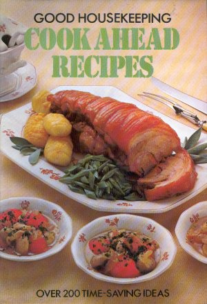 Cook Ahead Recipes