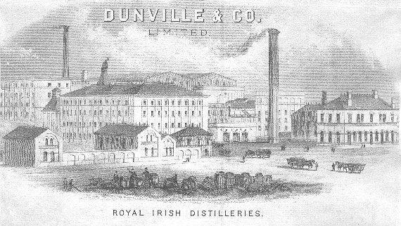 Dunville & Co. Limited Royal Irish Distilleries