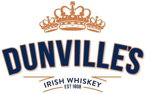 Dunville's logo on Lisburn Distillery Football Club shirts