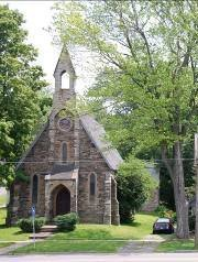 Christ Church, Lockport, New York