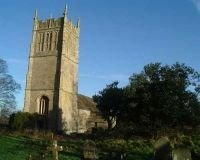 St. Mary's Church, Nettleton, Wiltshire