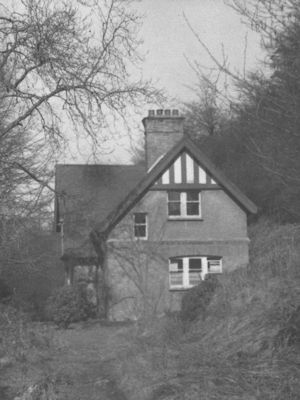 The Gamekeeper's house