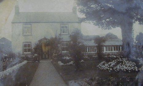 photograph: Yew Tree House
